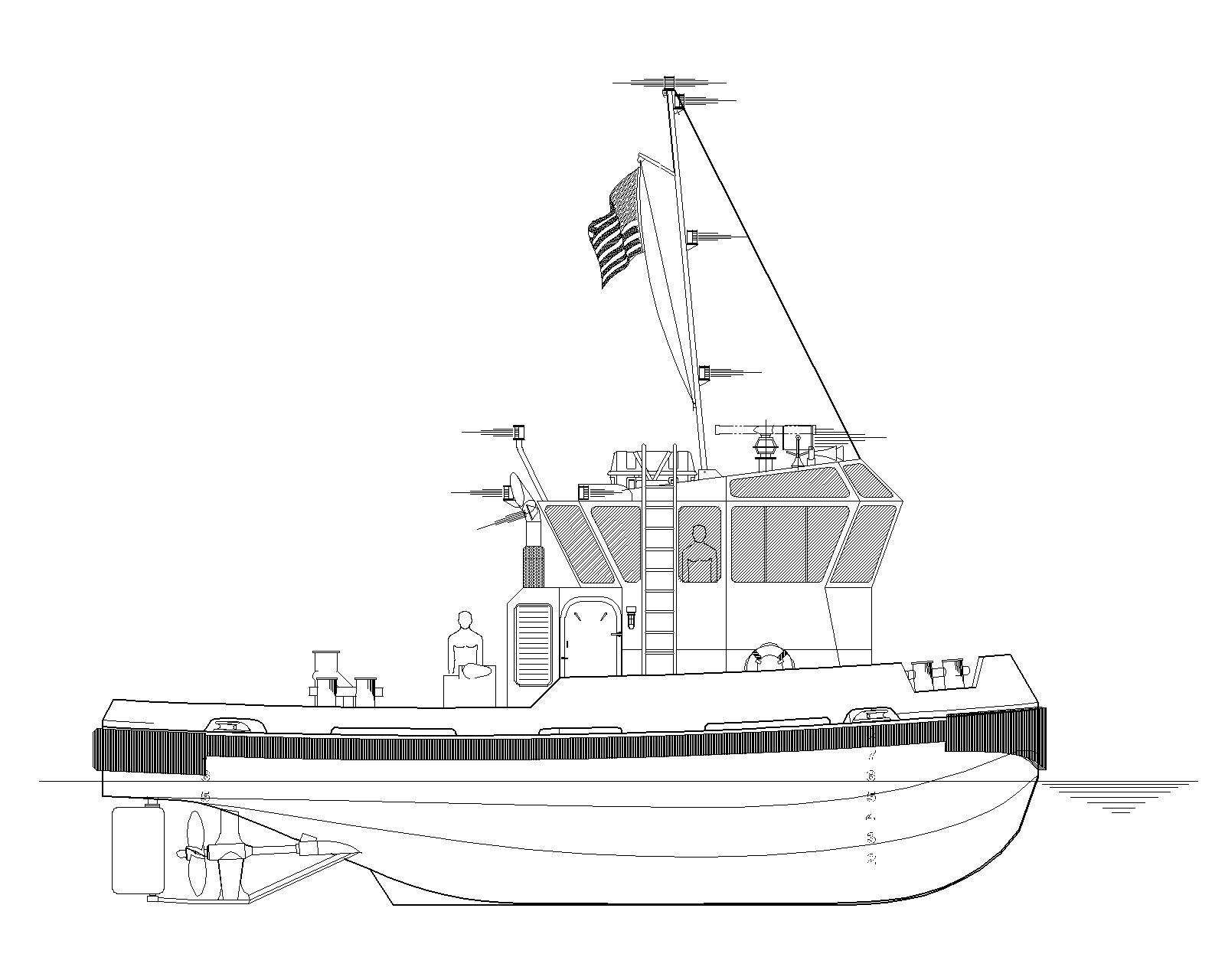 13425-100 outboard profile