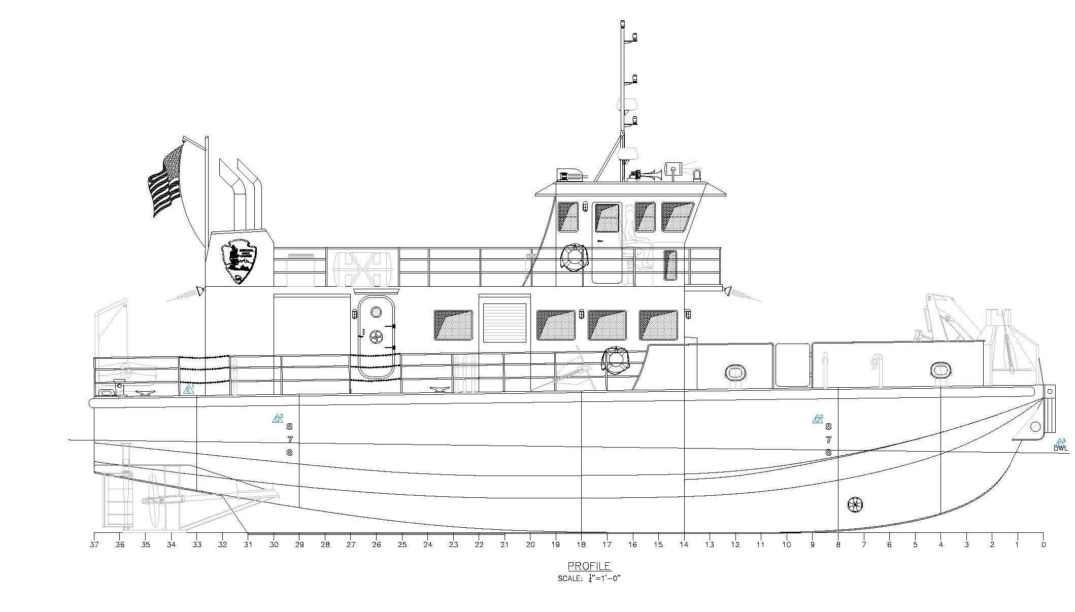 826-B205-01_RE Outboard Profile